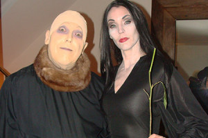 Addams Family Impersonators