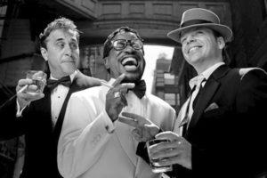 Sammy Davis Jr. Impersonator