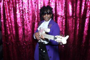 prince impersonator